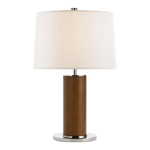 Beckford Table Lamp In Saddle Table Lamps Lighting Products Ralph Lau