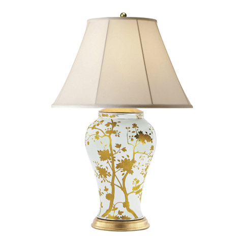 Lovely Gable Table Lamp In Gold   Table Lamps   Lighting   Products   Ralph Lauren  Home   RalphLaurenHome.com