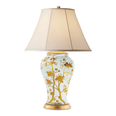 Gable Table Lamp in Gold