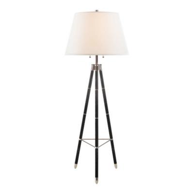 Irwin Floor Lamp in Ebony