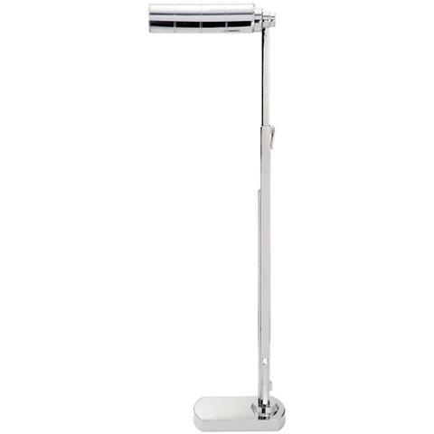 Montgomery Floor Lamp in Polished Nickel - Floor Lamps - Lighting ...