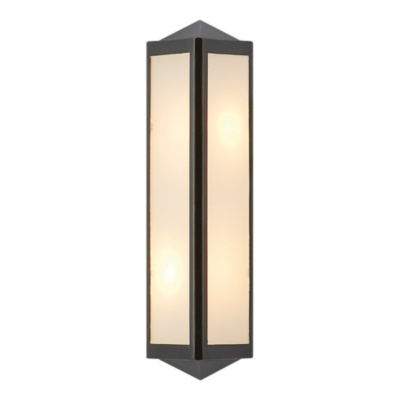 Geneva Small Sconce - Bronze