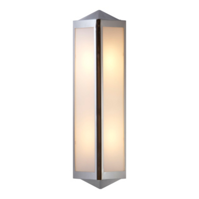 Geneva Small Sconce - Polished Nickel
