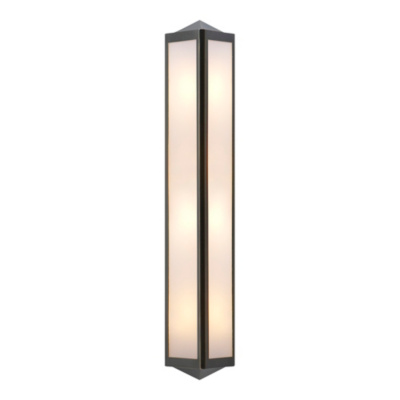 Geneva Medium Sconce - Bronze