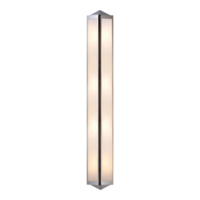 Geneva Large Sconce - Polished Nickel