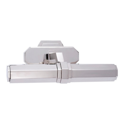 Greyson Small Picture Light in Polished Nickel