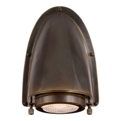 Grant Small Sconce in Bronze