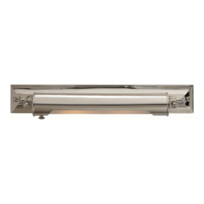 Hornsby Level Sconce in Polished Nickel
