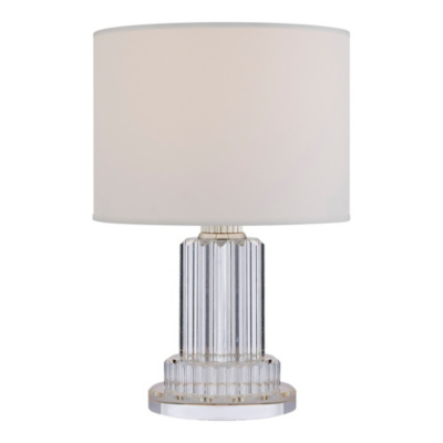 Briggs Accent Lamp - Crystal