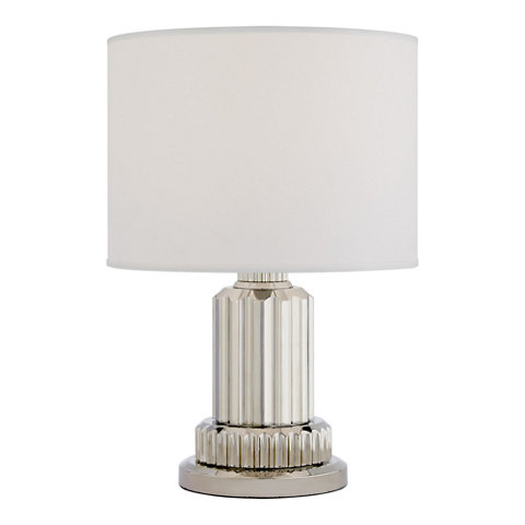 Briggs Accent Lamp Polished Nickel Table Lamps Lighting Products Ra