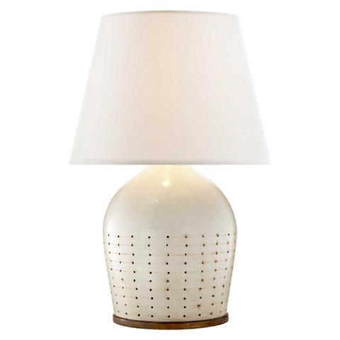 halifax lighting fixtures. halifax large table lamp in coconut - lamps lighting products ralph lauren home ralphlaurenhome.com fixtures