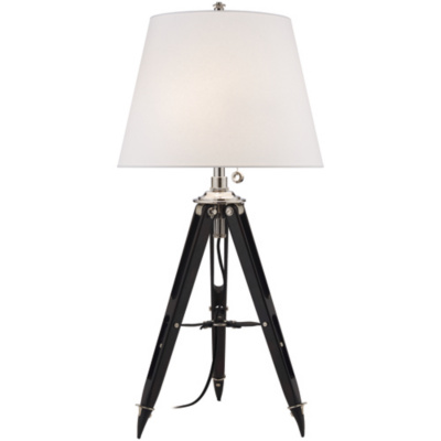 Holden Surveyor's Table Lamp in Black