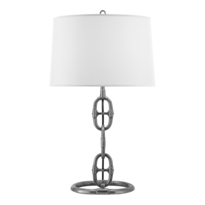 Jasper Table Lamp - Polished Nickel