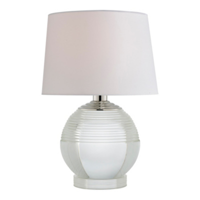 Winston Table Lamp in Crystal