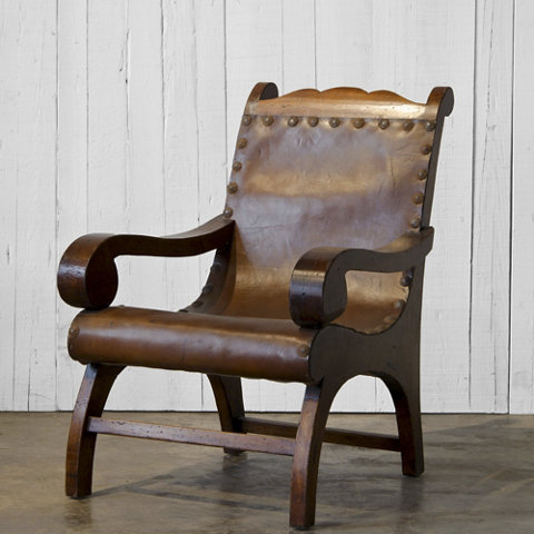 Delicieux 1940u0027s Plantation Chair   Habana Maduro Finish   Chairs / Ottomans    Furniture   Products   Ralph Lauren Home   RalphLaurenHome.com