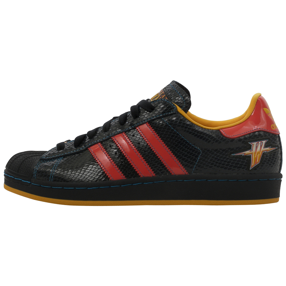 adidas NBA Superstar 1 Retro Shoe - Men - ShoeBacca.com