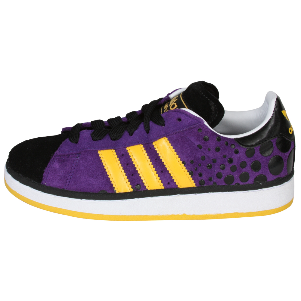 adidas Campus II + Retro Shoe - Kids - ShoeBacca.com