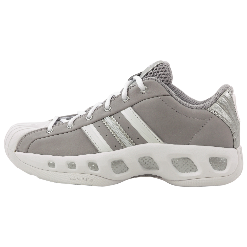 adidas 2G Prowl Low J Basketball Shoe - Kids - ShoeBacca.com