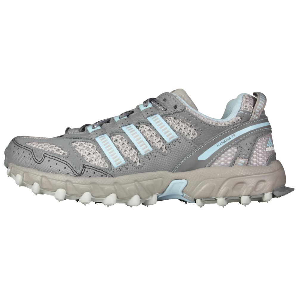 adidas Kanadia Trail Trail Running Shoe - Kids,Men - ShoeBacca.com