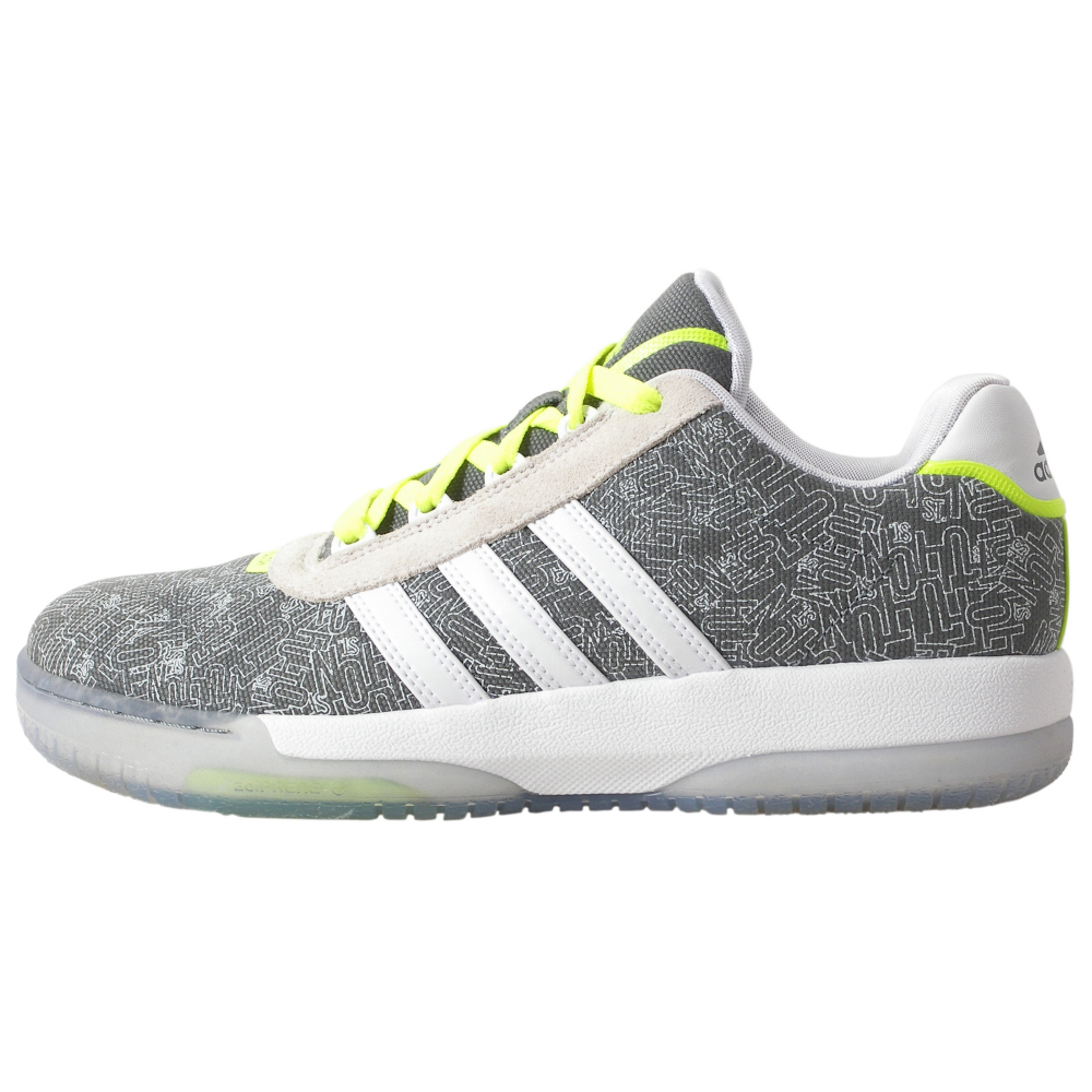 adidas Fulton Low Basketball Shoe - Men - ShoeBacca.com