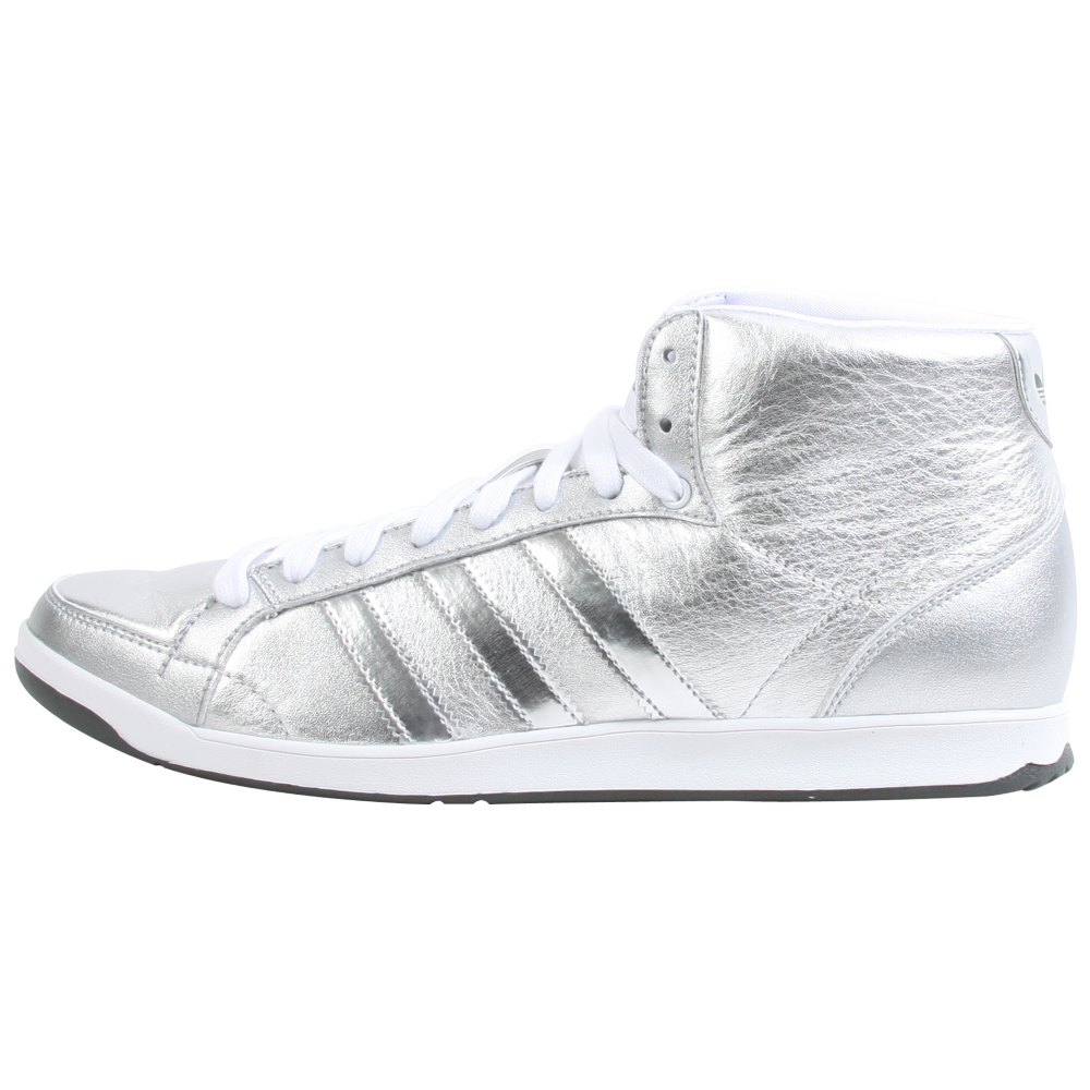 adidas Adi Hoop Mid Athletic Inspired Shoe - Women - ShoeBacca.com