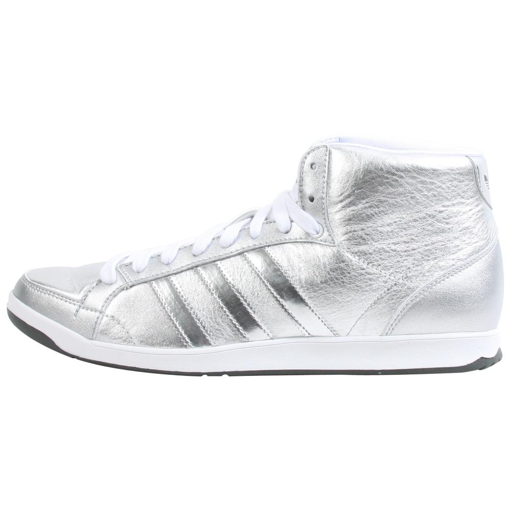 adidas Adi Hoop Mid Athletic Inspired Shoe - Women - ShoeBacca.com