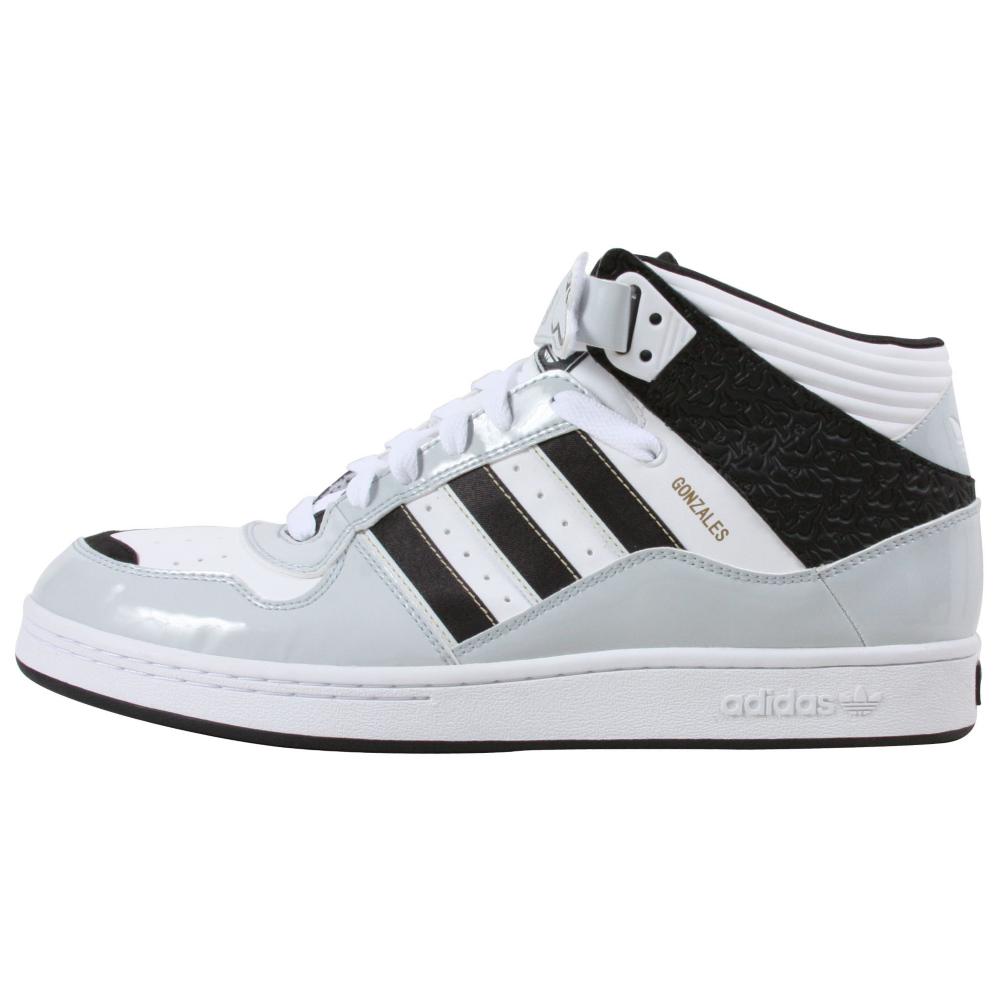 adidas Roster Mid Skate Shoe - Men - ShoeBacca.com