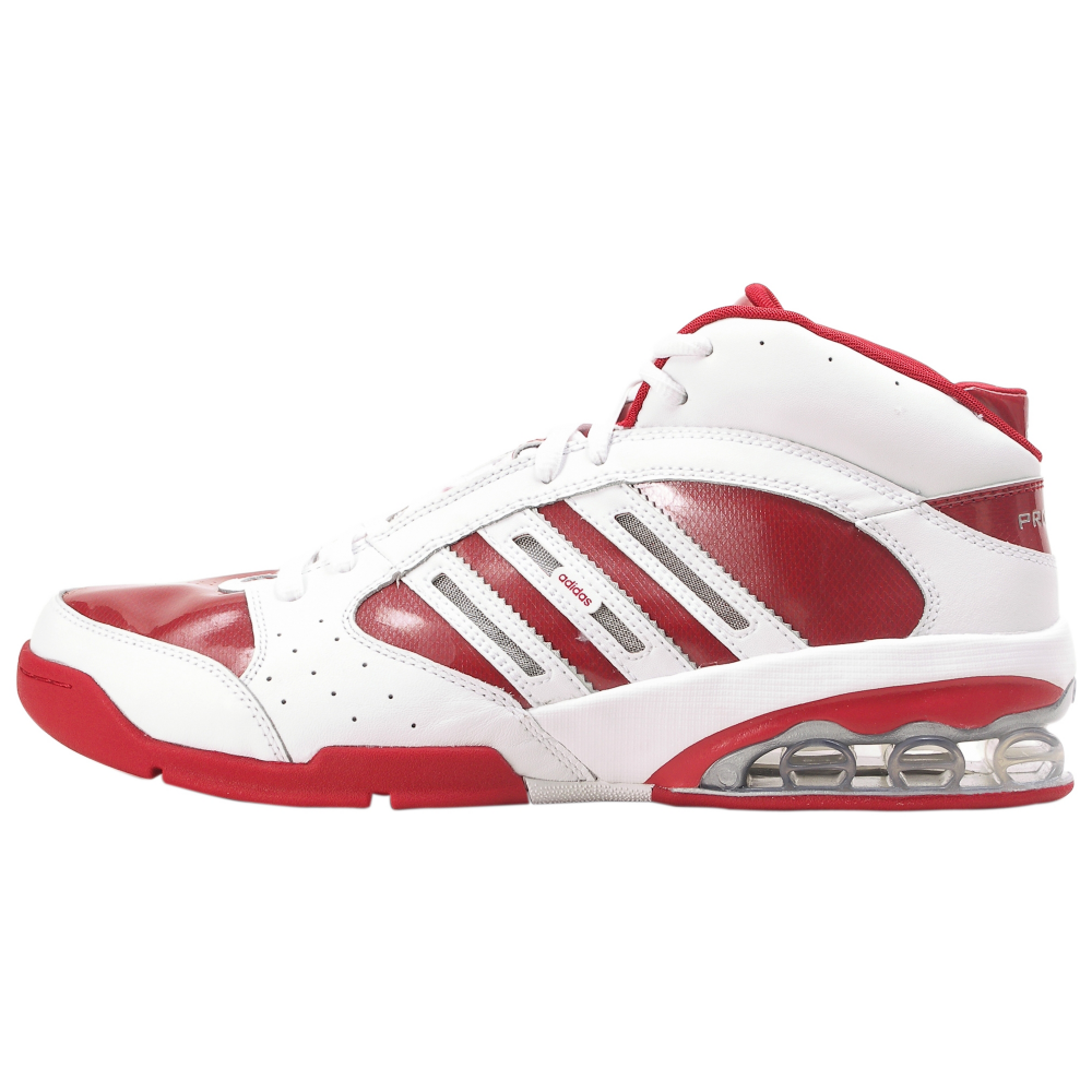 adidas A3 Pro Team 4 Basketball Shoe - Men - ShoeBacca.com