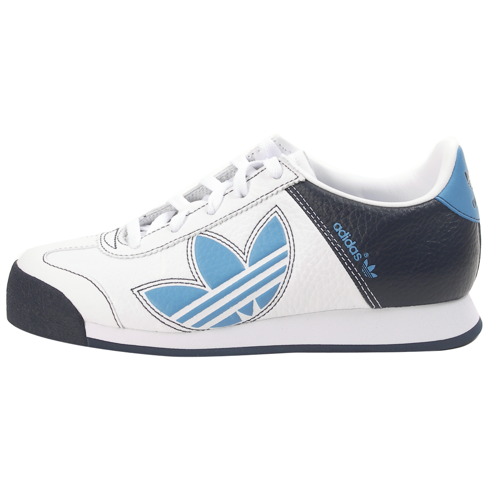 adidas Samoa Trefoil XL Retro Shoe - Kids,Toddler - ShoeBacca.com