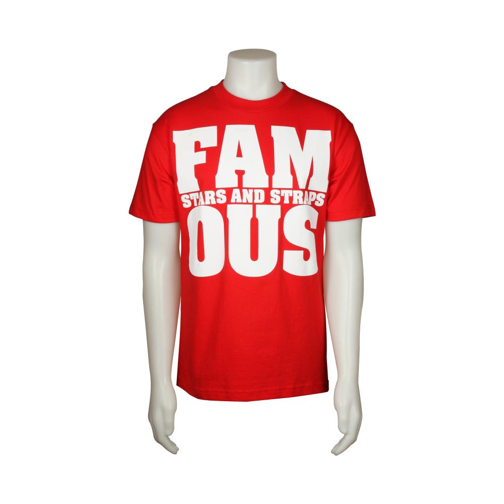 Famous Stars and Straps Run Famous T-Shirt - Men - ShoeBacca.com