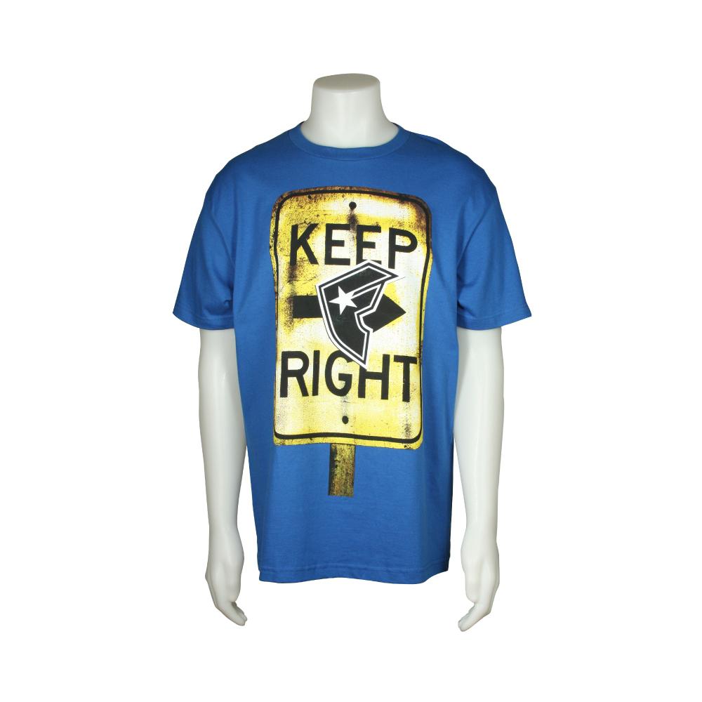 Famous Stars and Straps Keep Right T-Shirt - Men - ShoeBacca.com