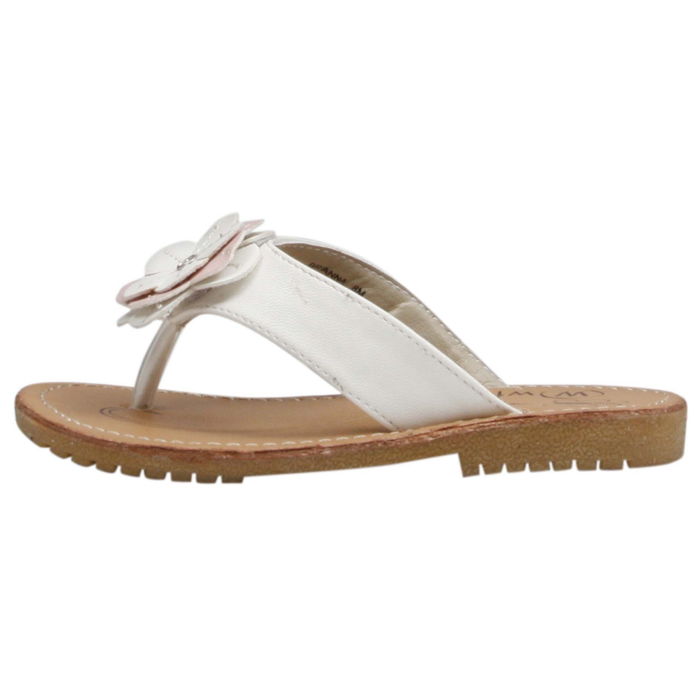 Willits Brianna (Toddler/Youth) Sandals Shoe - Toddler,Youth - ShoeBacca.com