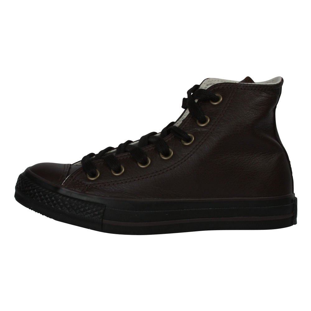 Converse Chuck Taylor All Star Leather Hi Retro Shoes - Kids - ShoeBacca.com