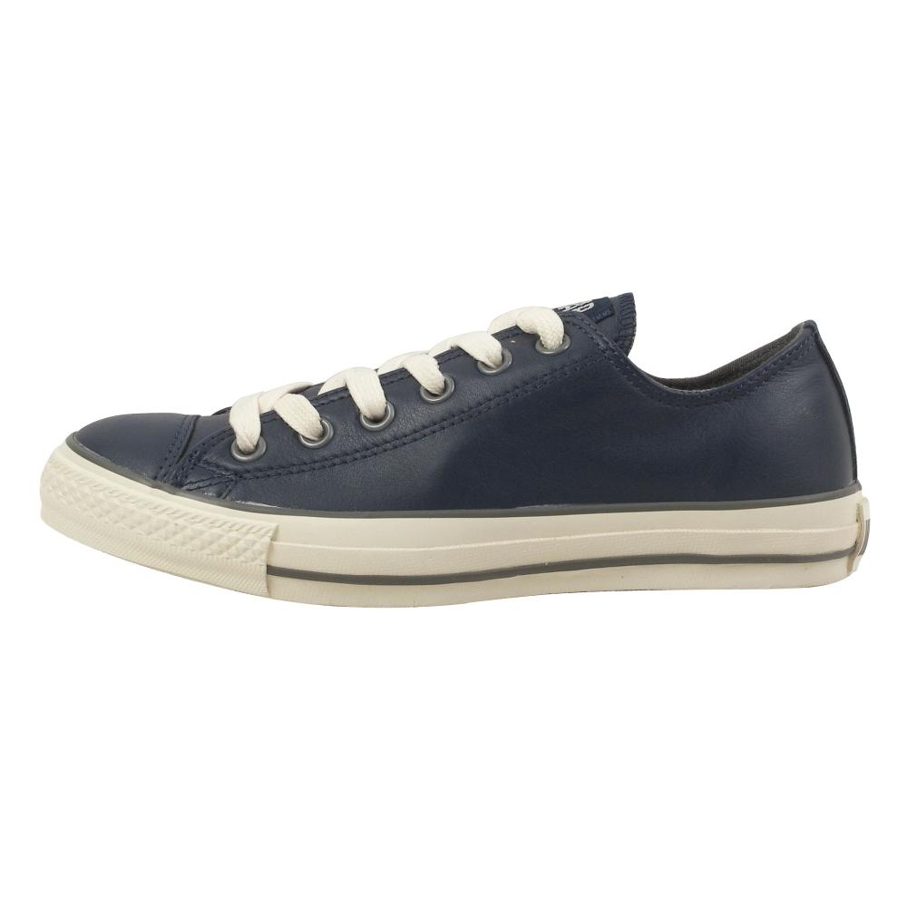 Converse Chuck Taylor All Star Leather Ox Retro Shoes - Unisex - ShoeBacca.com