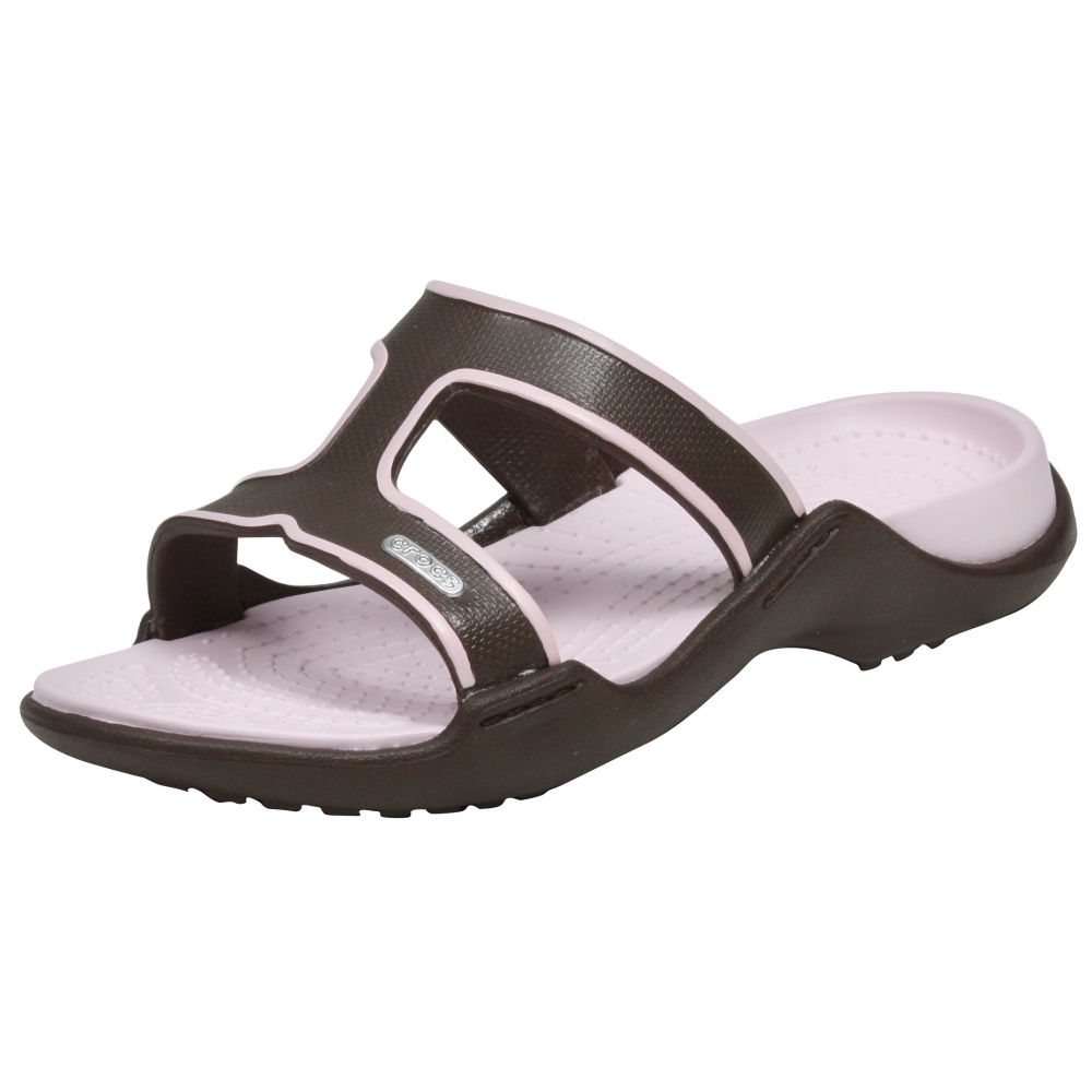 Crocs Florence Sandals Shoe - Women - ShoeBacca.com