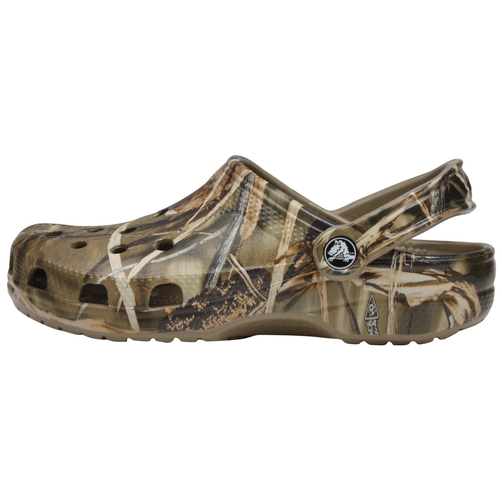 Crocs Beach Realtree V2 Shoe - - ShoeBacca.com