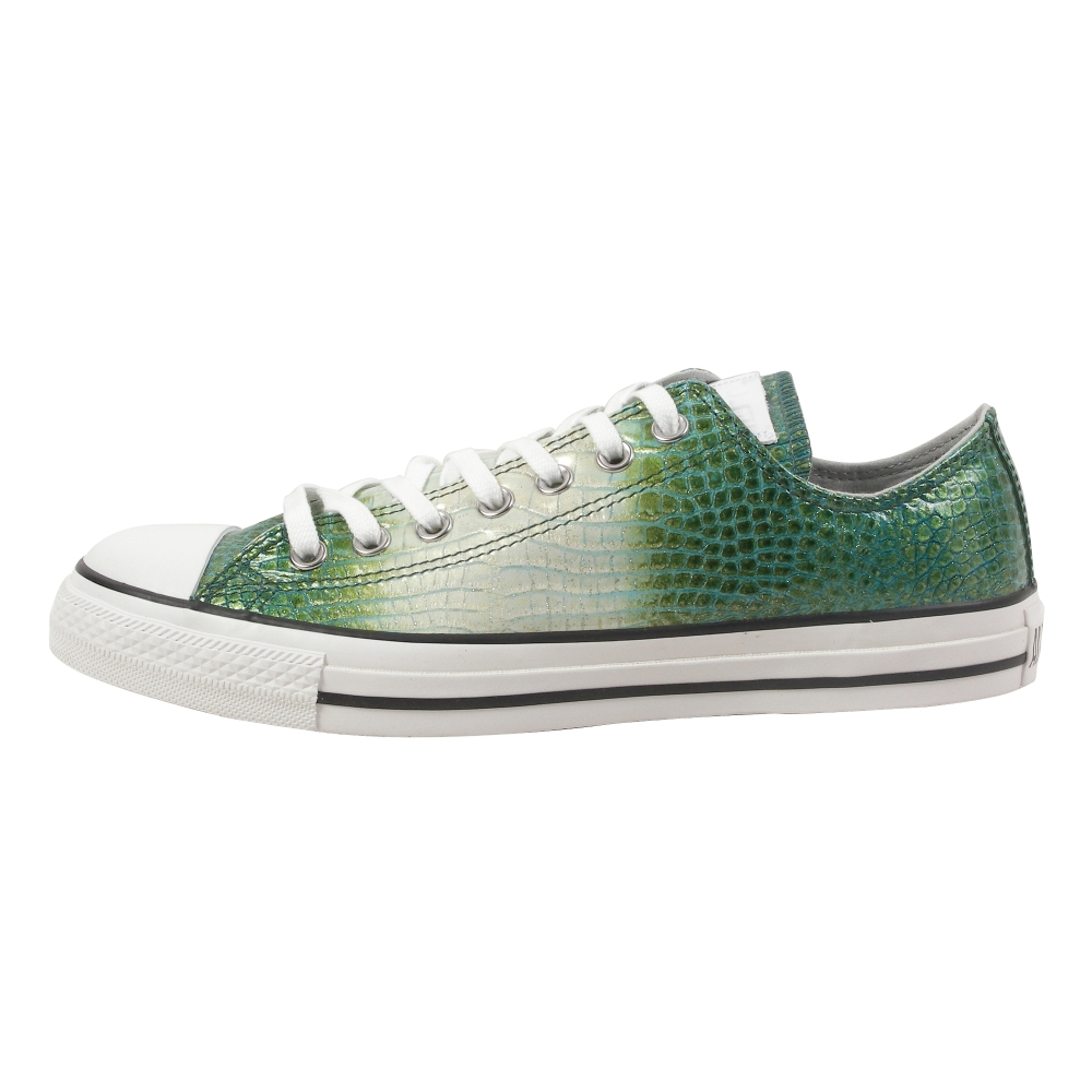 Converse Chuck Taylor All Star Embossed Leather Ox Retro Shoes - Unisex - ShoeBacca.com