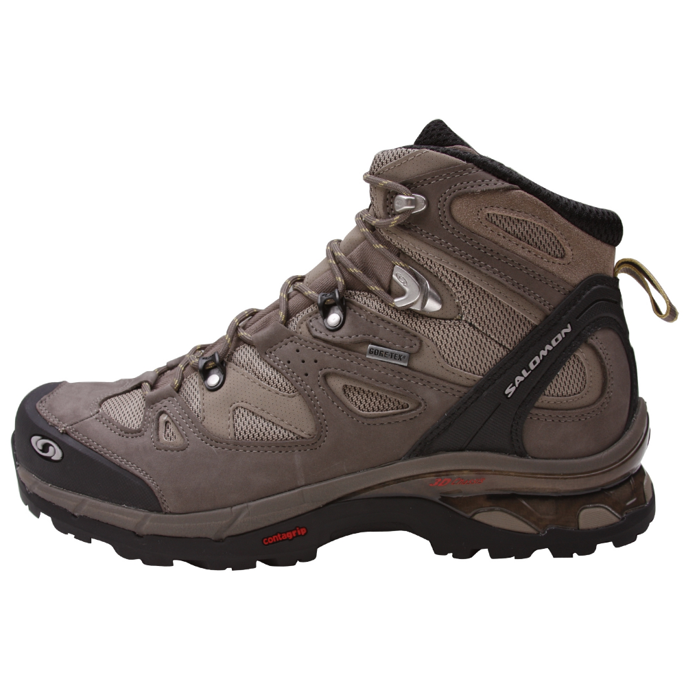 Salomon Comet 3D GTX Hiking Shoes - Men - ShoeBacca.com