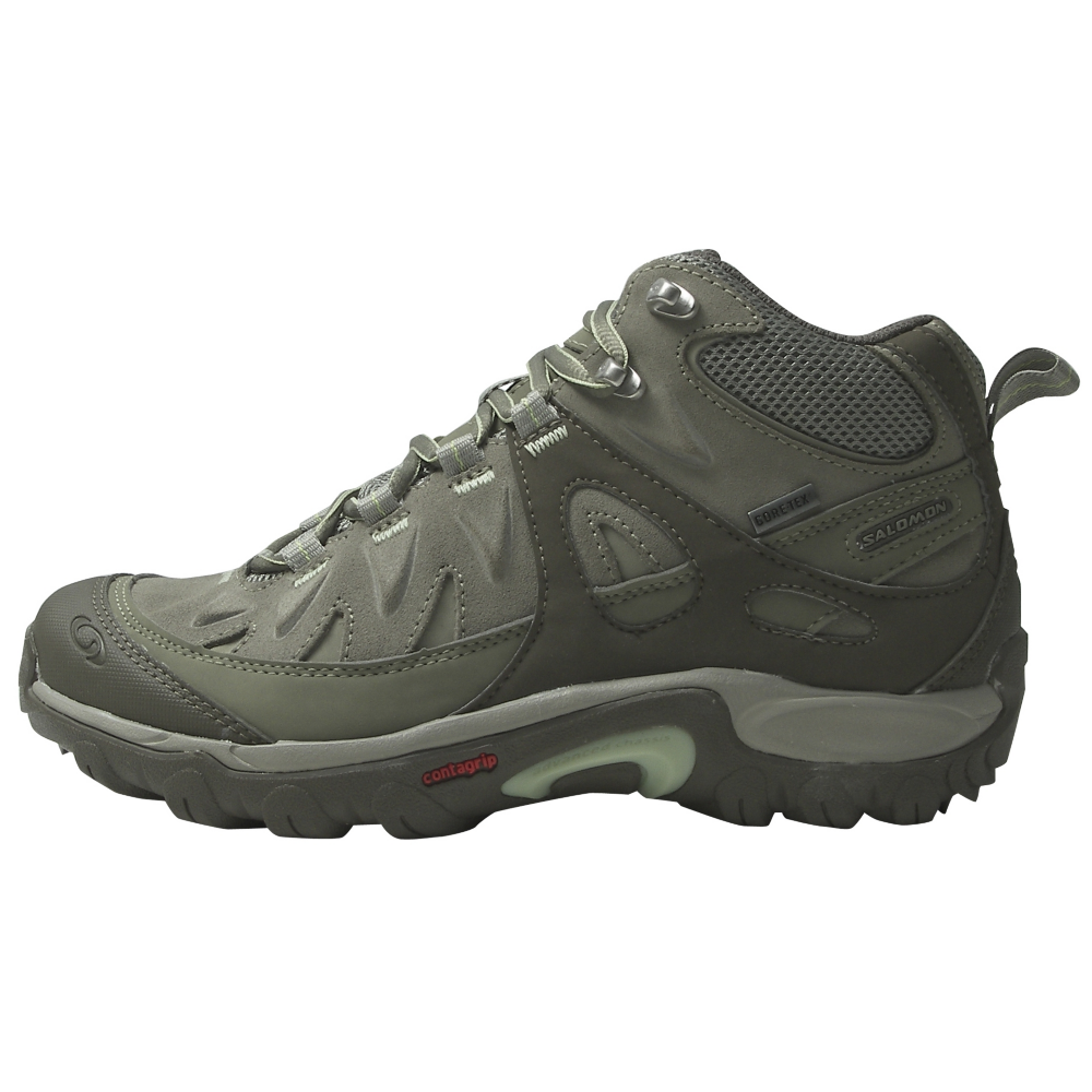 Salomon Exit Peak Mid 2 GTX W Hiking Shoes - Women - ShoeBacca.com