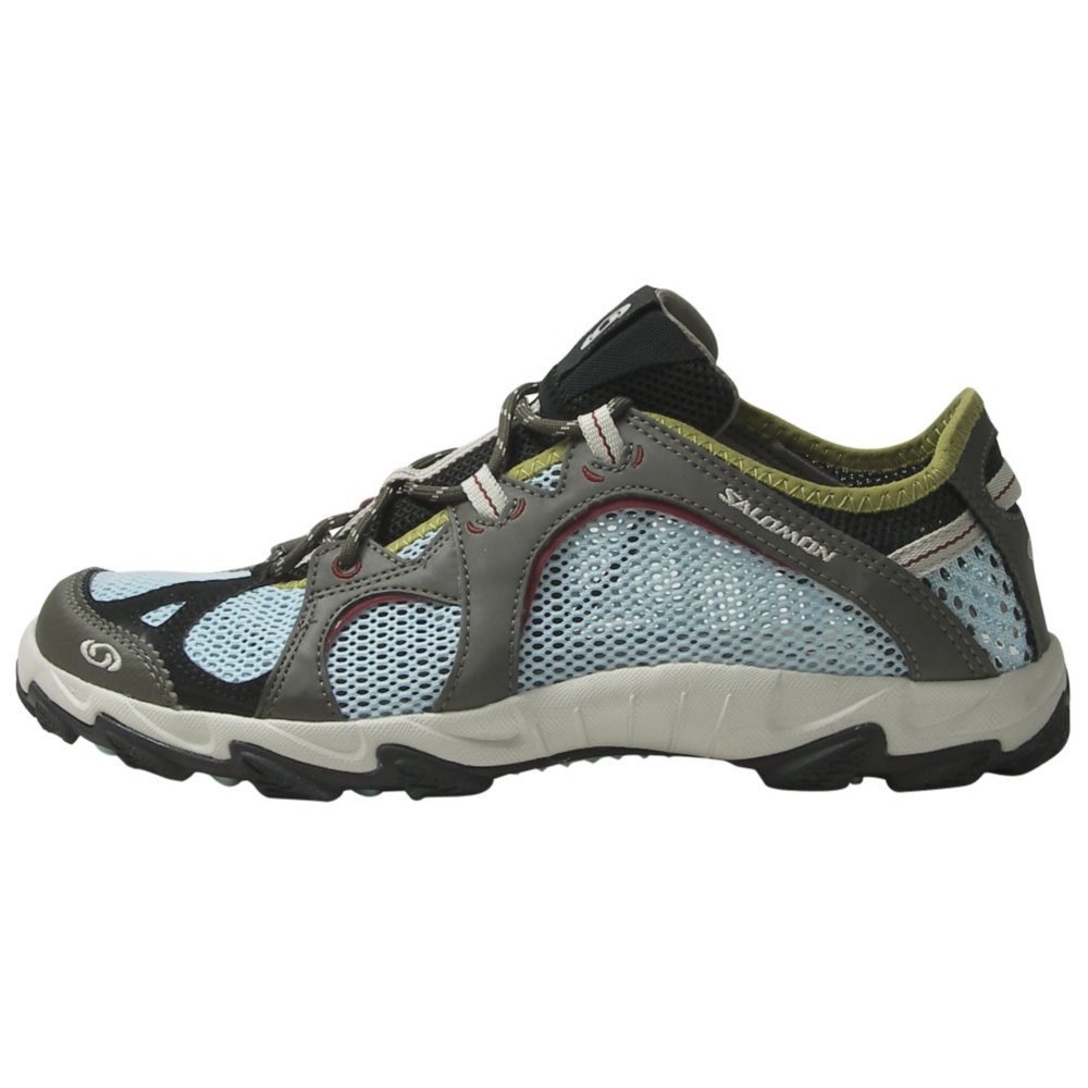 Salomon Light Amphib 3 Hiking Shoes - Women - ShoeBacca.com