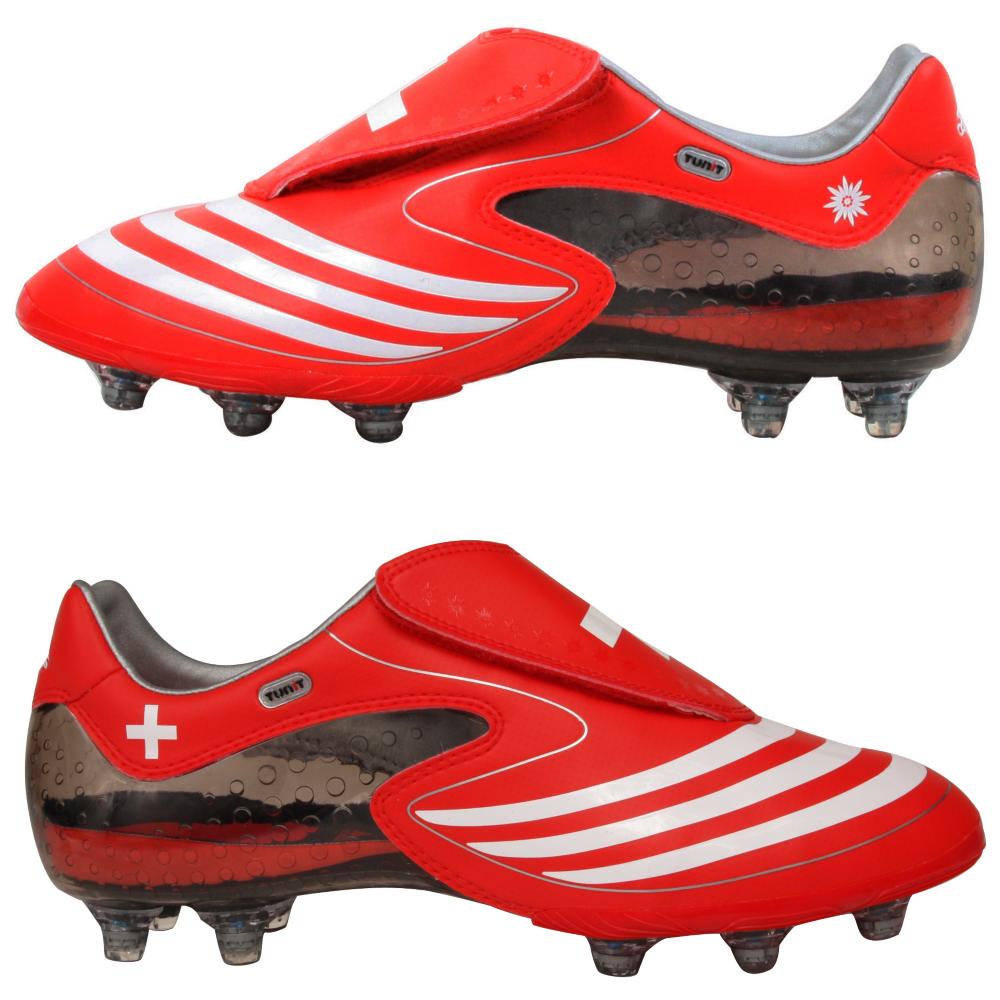 adidas F50.8 Tunit 16 Switzerland Cleat Kit Soccer Shoes - Men - ShoeBacca.com