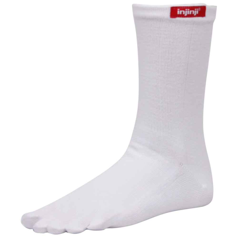 Injinji Performance Crew (3 Pack) Socks - Unisex - ShoeBacca.com