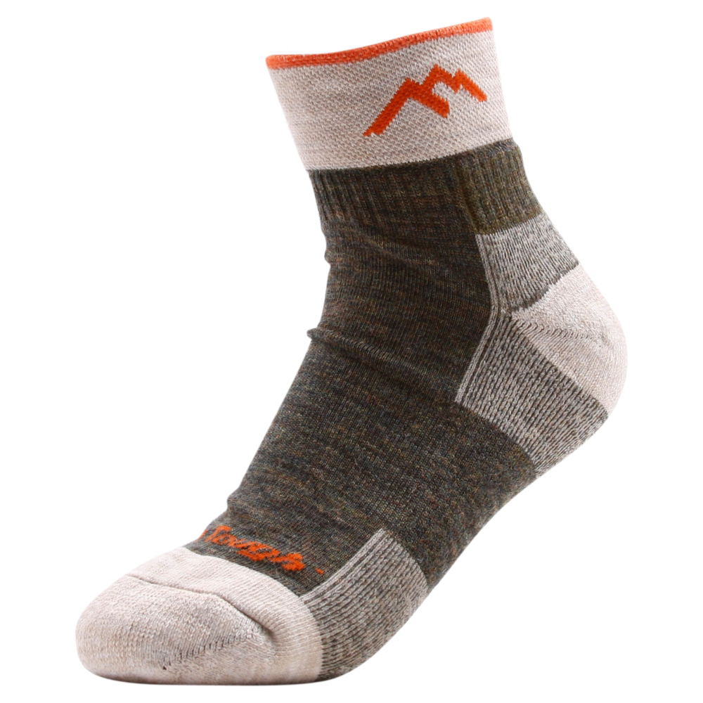 Darn Tough Vermont 1/4 Cushion 3 Pair Pack Socks - Men - ShoeBacca.com