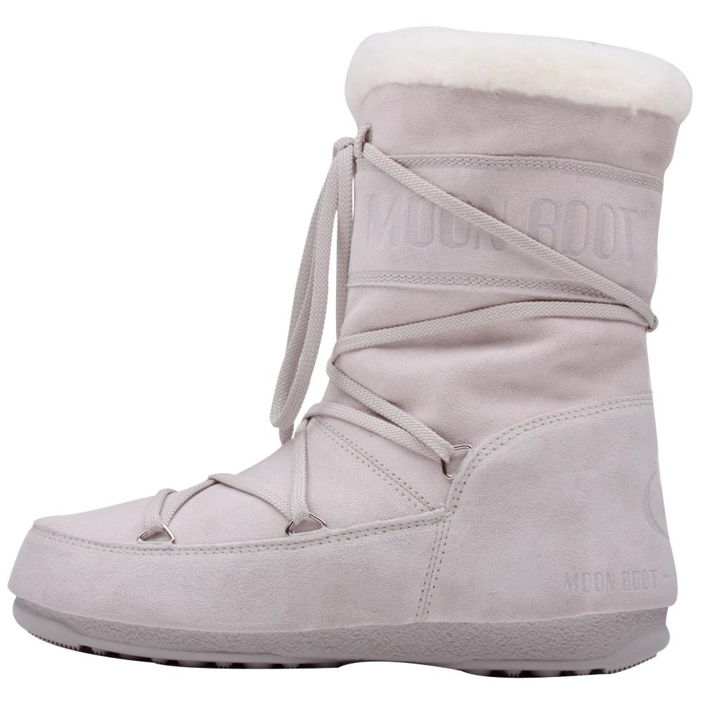 Tecnica Moon Boot W.E. Butter Mid Boots - Winter Shoes - Women - ShoeBacca.com