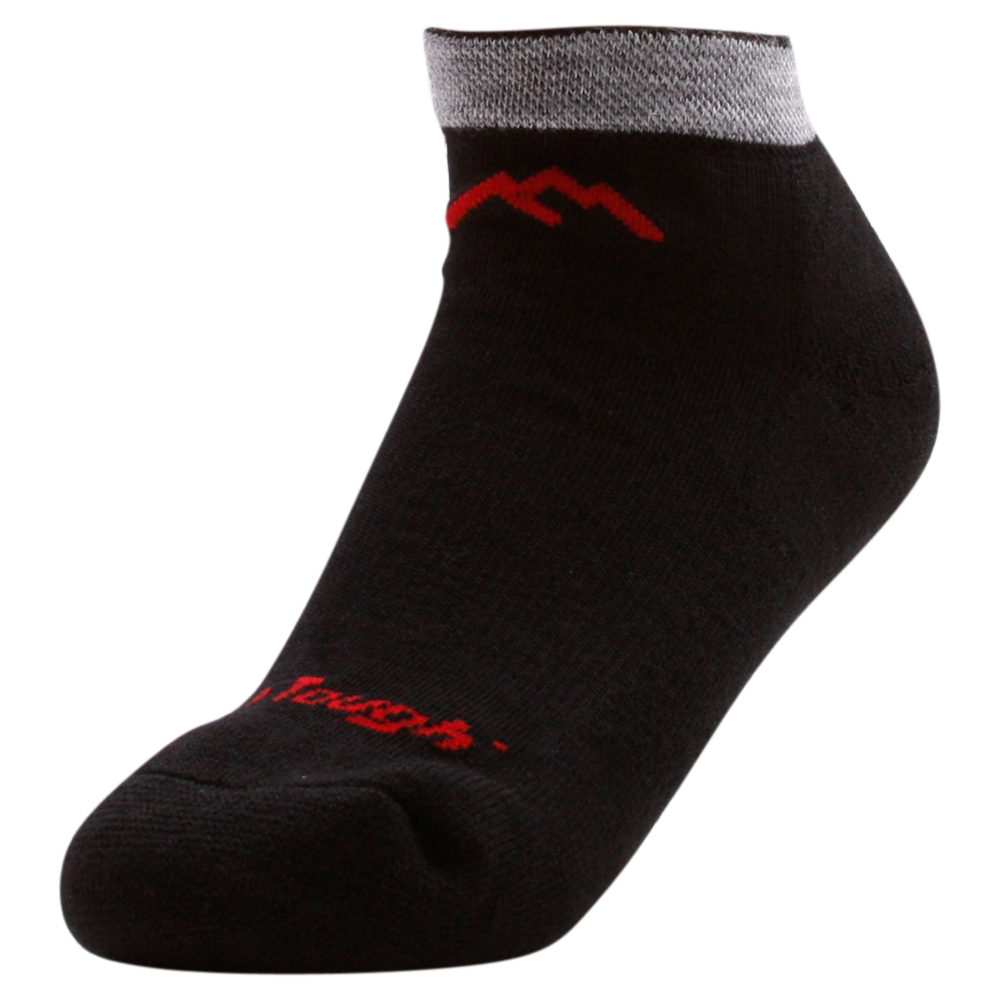 Darn Tough Vermont No-Show Cushion 3 Pair Pack Socks - Men - ShoeBacca.com