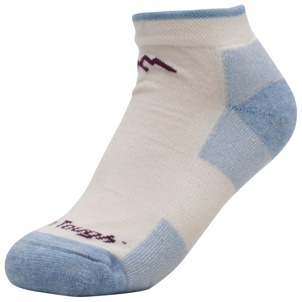 Darn Tough Vermont No-Show Cushion 3 Pair Pack Socks - Women - ShoeBacca.com