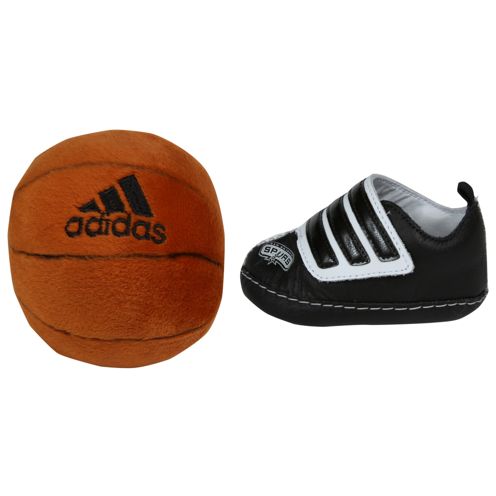 adidas NBA Cribbie Basketball Shoes - Infant - ShoeBacca.com