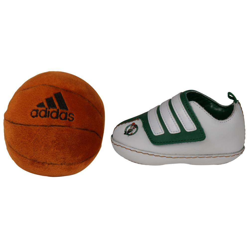 adidas NBA Cribbie Basketball Shoes - Infant - ShoeBacca.com