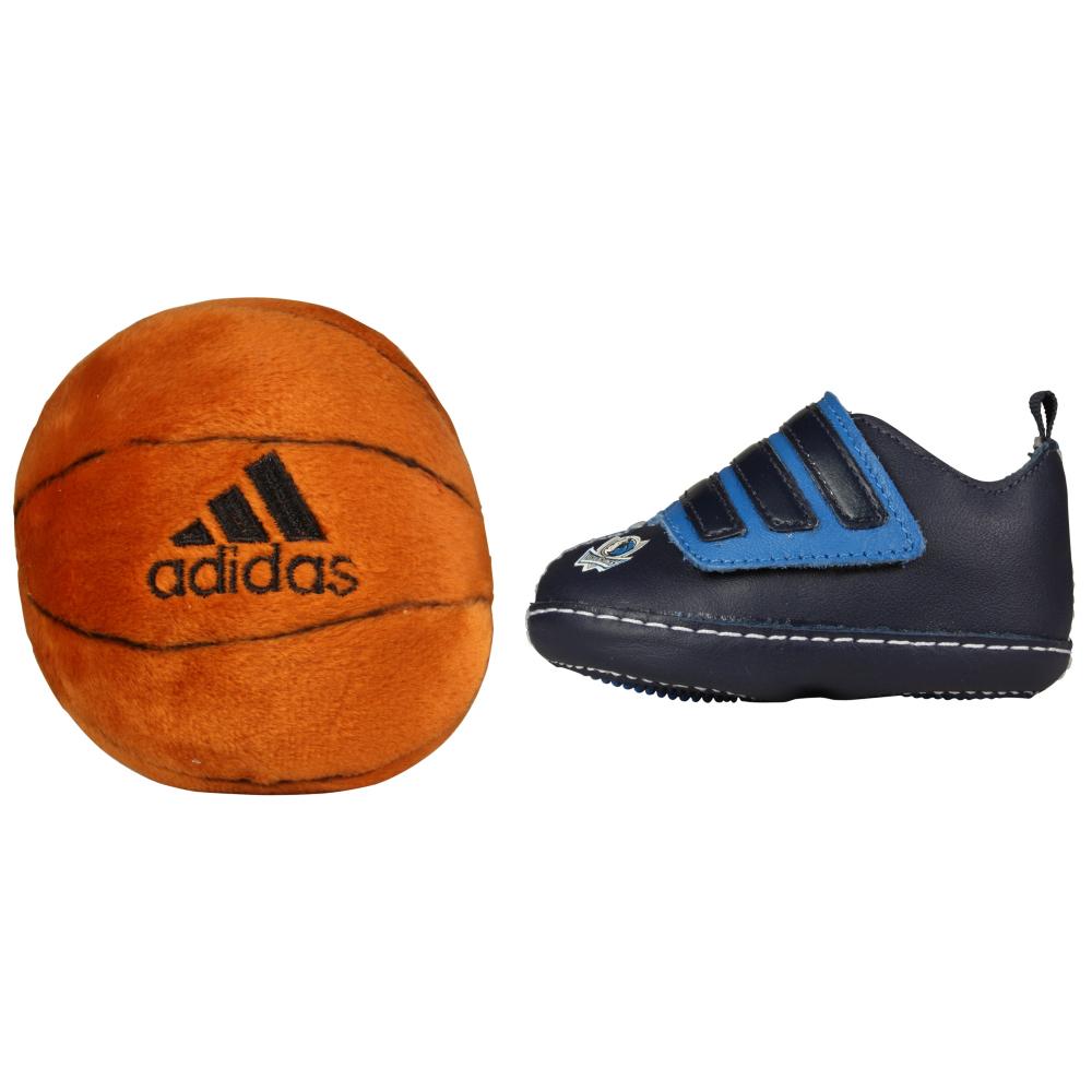 adidas NBA Cribbie Retro Shoes - Infant - ShoeBacca.com