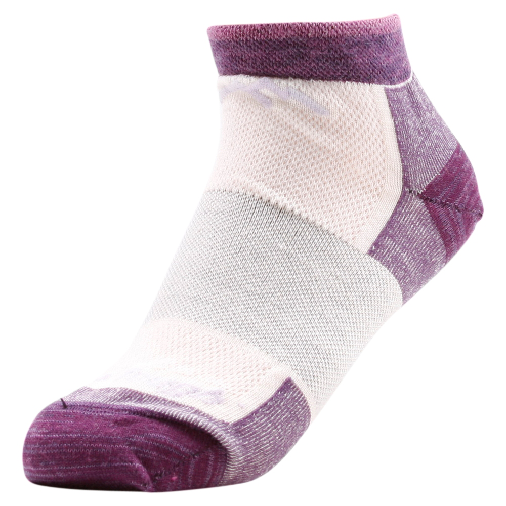 Darn Tough Vermont No Show Mesh 3 Pair Pack Socks - Men - ShoeBacca.com